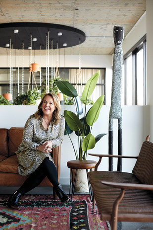 Carolyn Creswell Photo by Dan Mahon for Monash Life (Alumni magazine)  produced by Coretext for Monash SMC