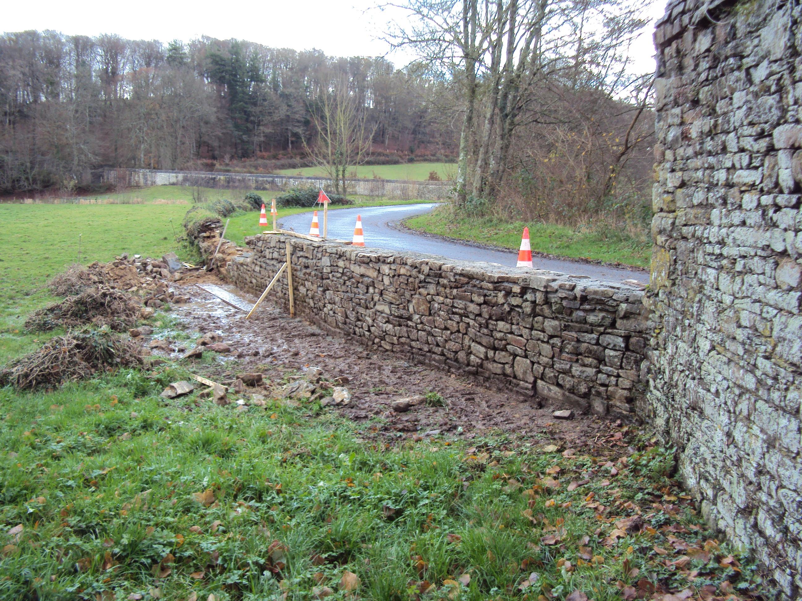 Restauration patrimoine bâti