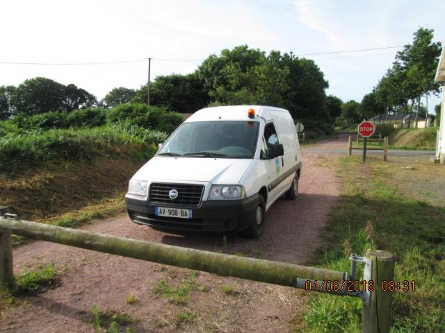 Surveillance voies vertes