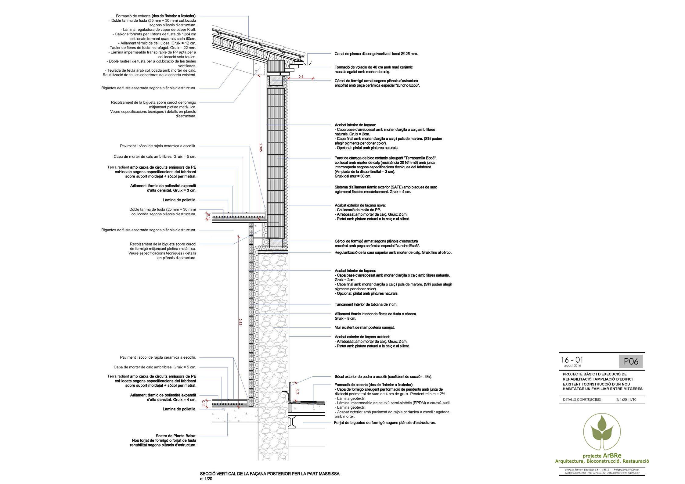 Detalls constructius