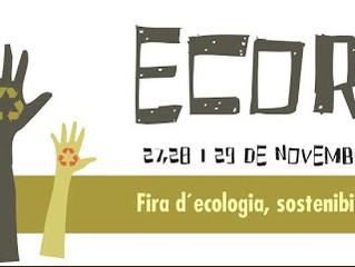 projecte ArBRe participa a les II JORNADES DE BIOCONSTRUCCIÓ de la fira ECOREUS