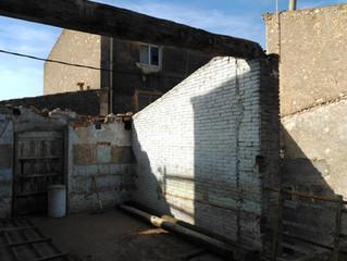 L'emoció de començar una nova obra: L'inici de l'obra de rehabilitació i ampliació d'edi