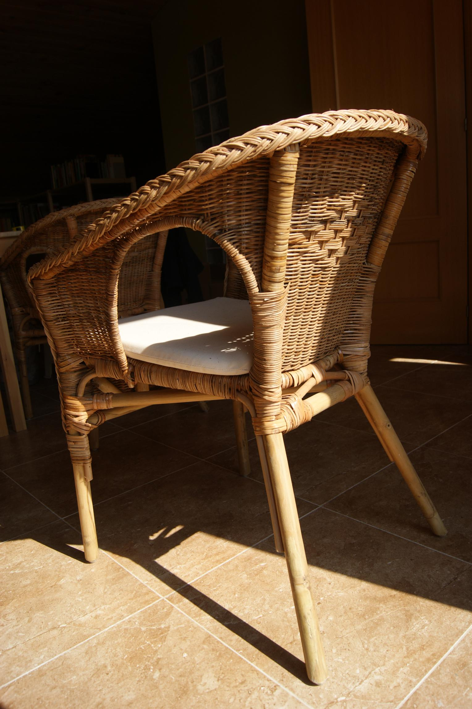 rotang i bambú
