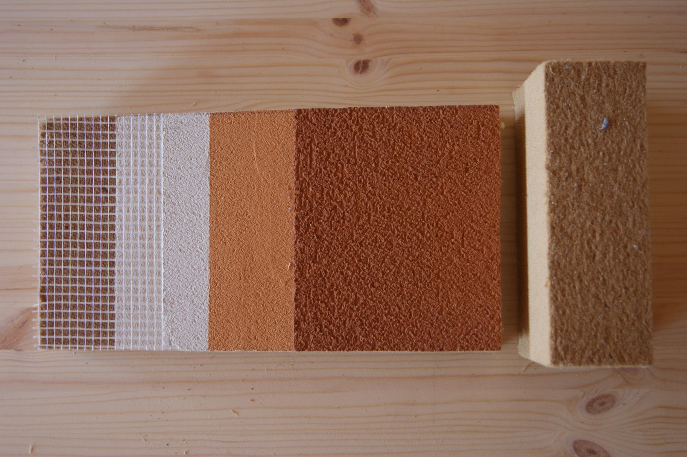 SATE de fibres de fusta