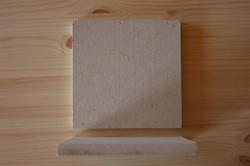 fibra de yeso y celulosa