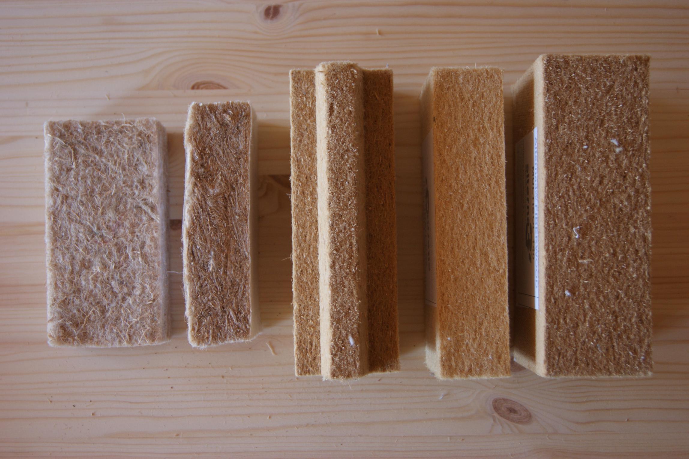 taulers de fibra de fusta