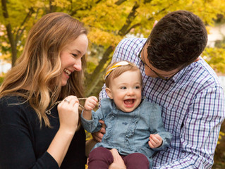 Baby + Family Photos- starring Margot!