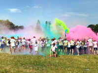 COMPTON HOSPICE COLOUR RUN