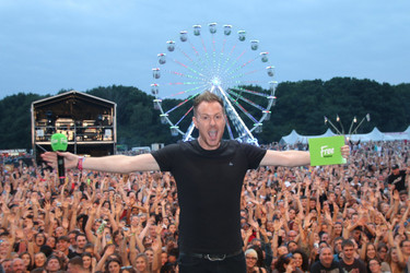 Stage Manager, Event Co-ordinator and Social Media @ Godiva Festival for Free Radio