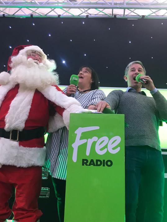 Event Co-ordinator Telford Christmas Light Switch On