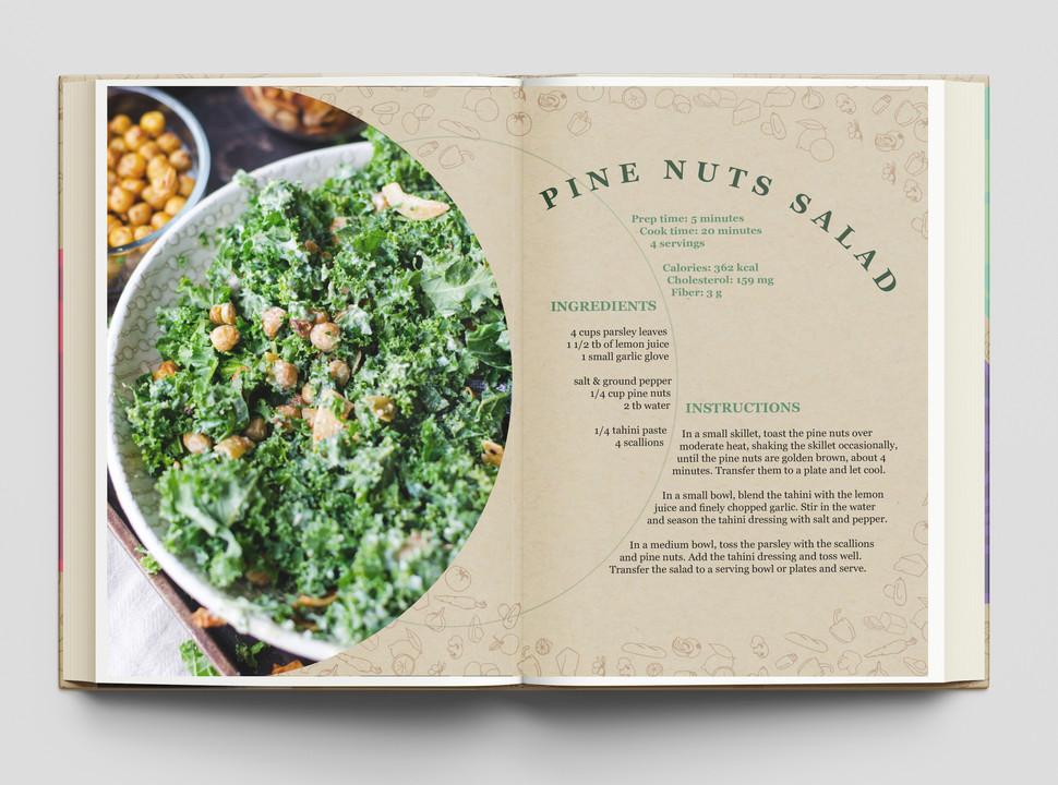 Lavender Lee's Cookbook