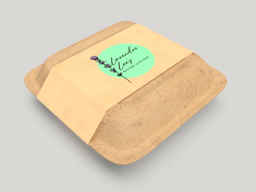 Lavender Lee's Packaging