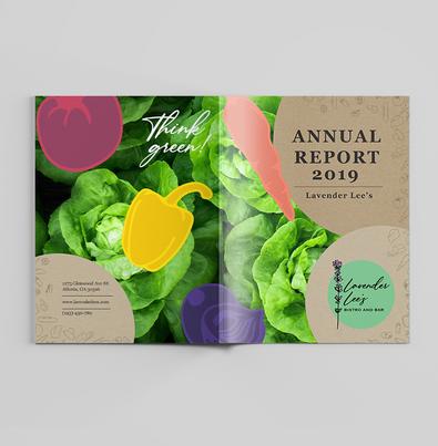 Lavender Lee's Annual Report