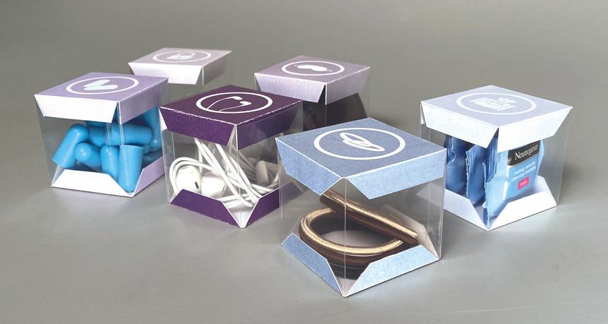 Travel Kit Cubes