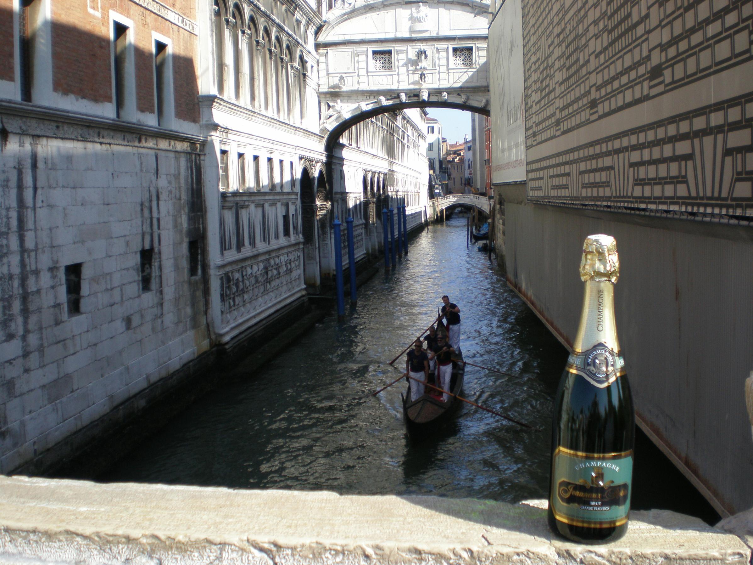 Venise Le Pont des Soupirs
