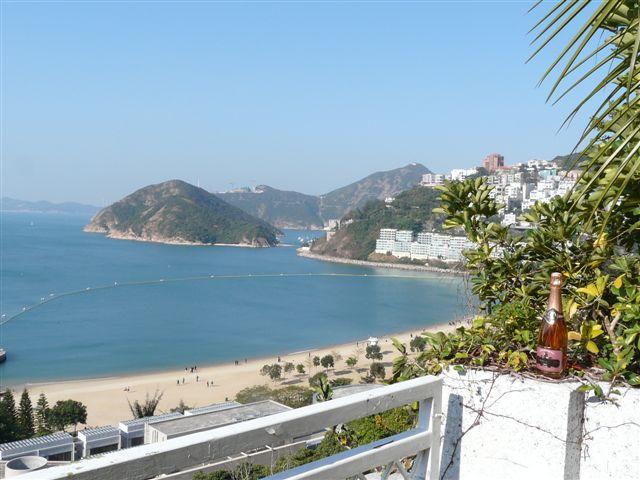 Dans la Baie de Hong-Kong
