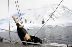 En Antarctique