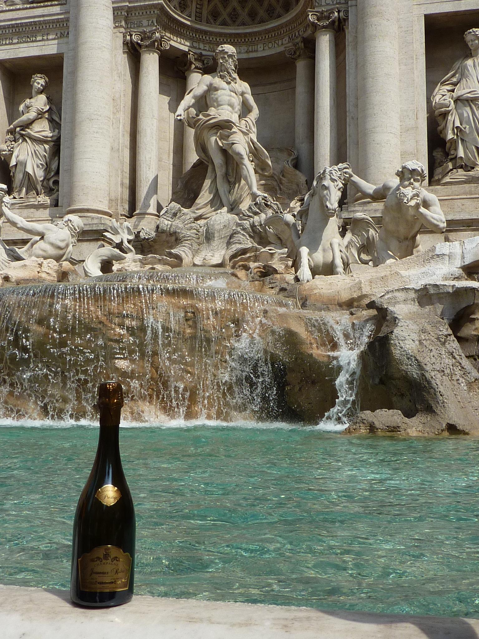 Rome La Fontaine de Trevi