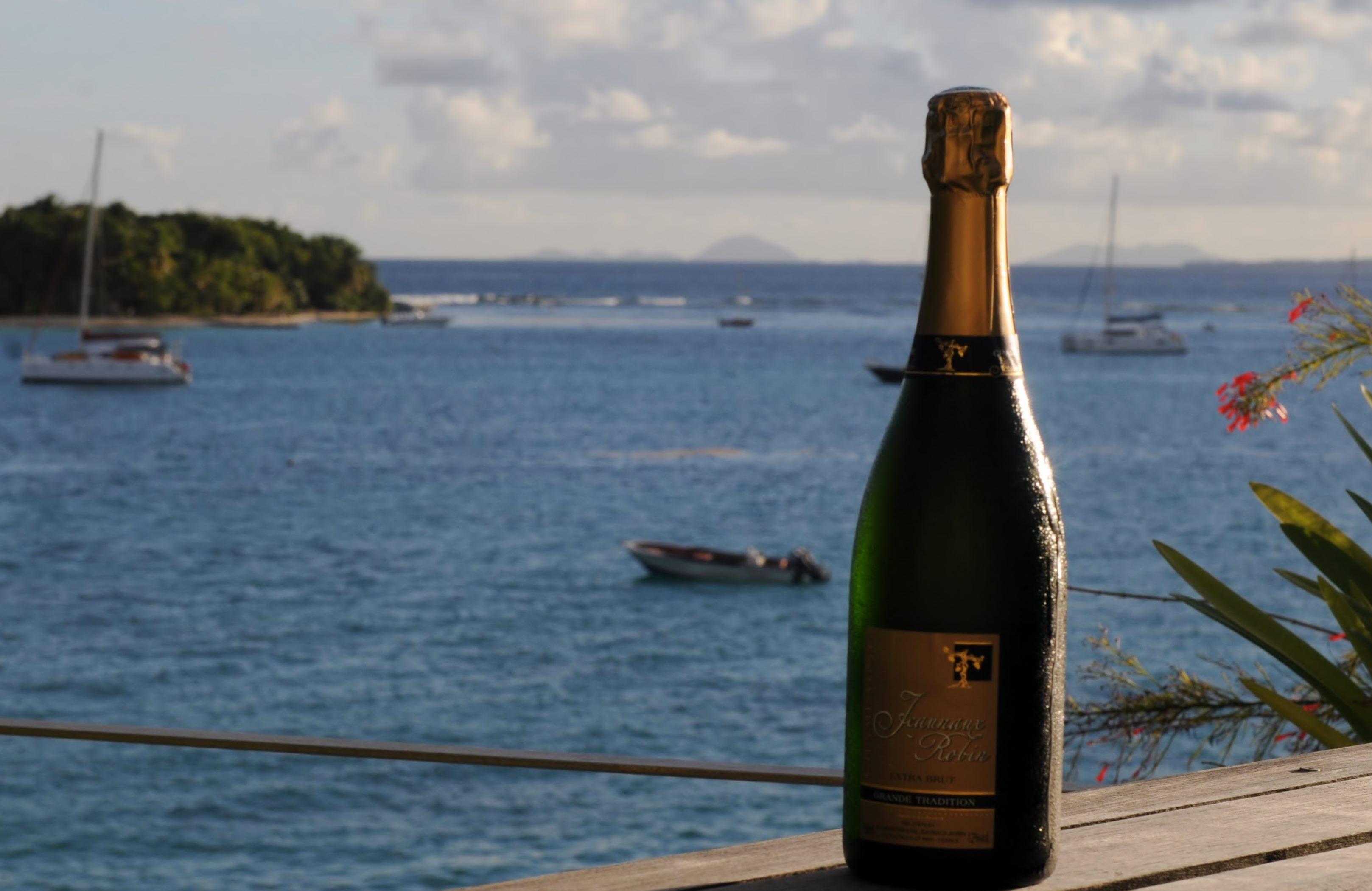 A la Guadeloupe