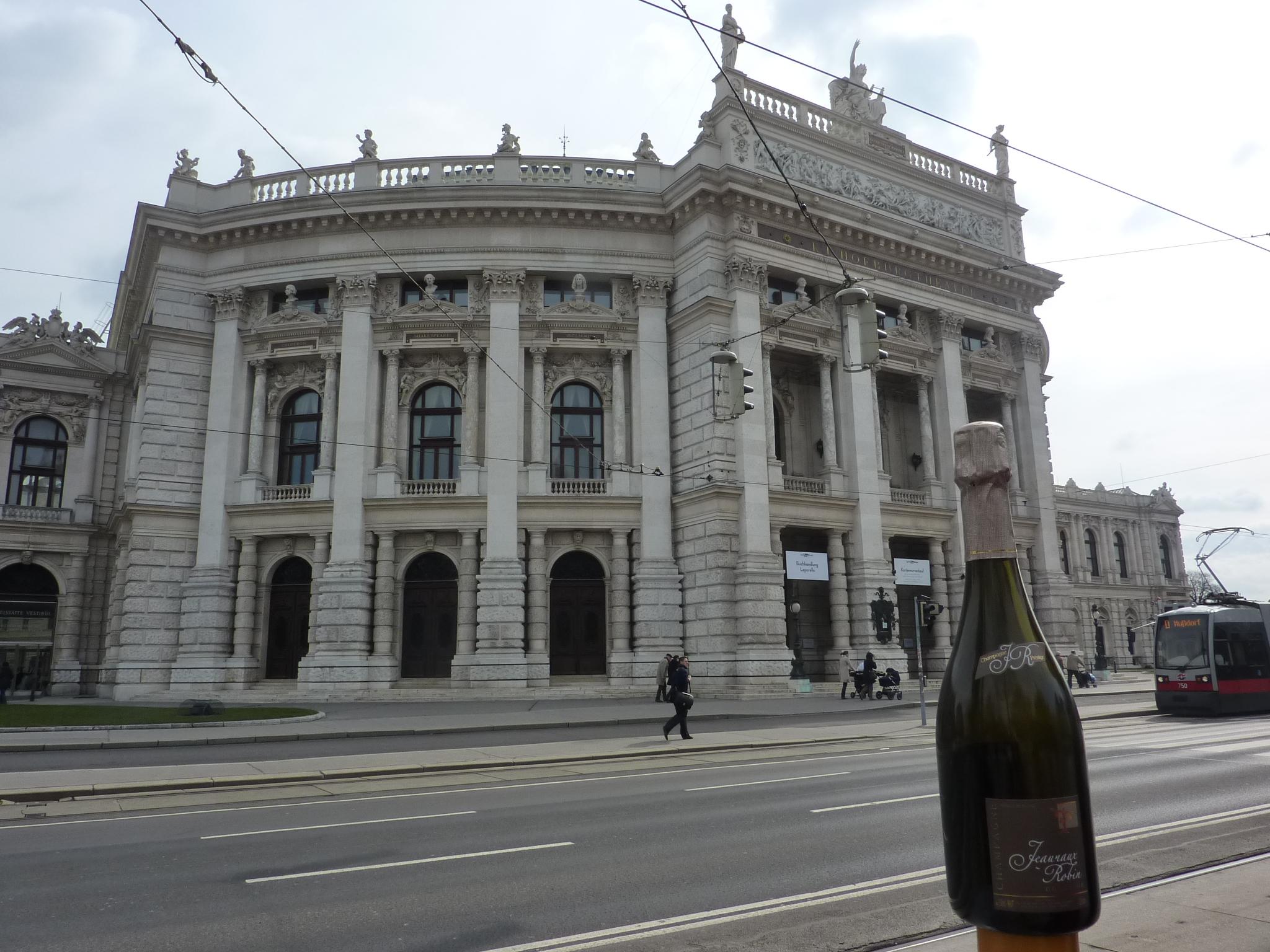 L'Opéra de Vienne - Autriche