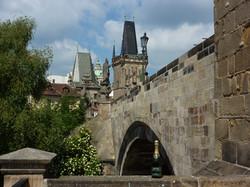 Pont Charles à Prague