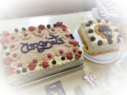 自製港式蛋糕
