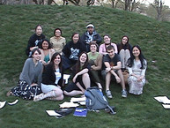 2006_Huang Xiang Poetry Class in Pitt
