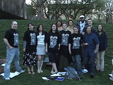 2006_Huang Xiang Poetry Class in Pitt-2.