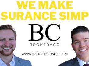 At BC Brokerage, we make insurance simple!
