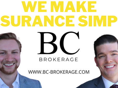 At BC Brokerage, we make insurance simple!