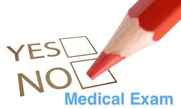 No Medical Exam Insurance?