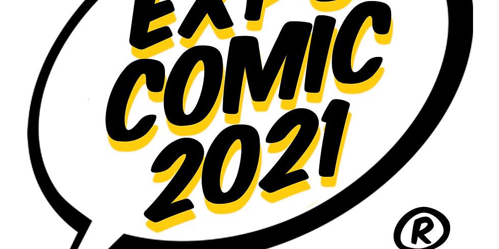 EXPO-COMIC 2021 MANGA