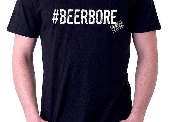 Men's #BeerBore Tshirt
