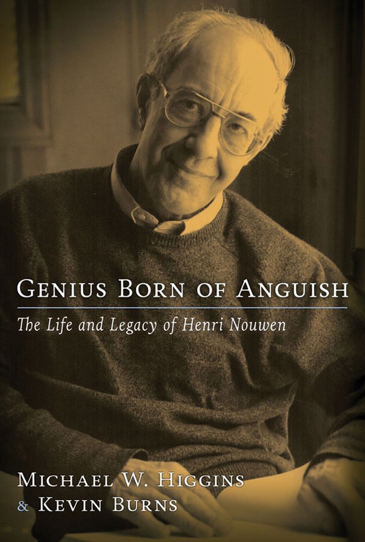 Genius of Anguish, by Michael Higgins