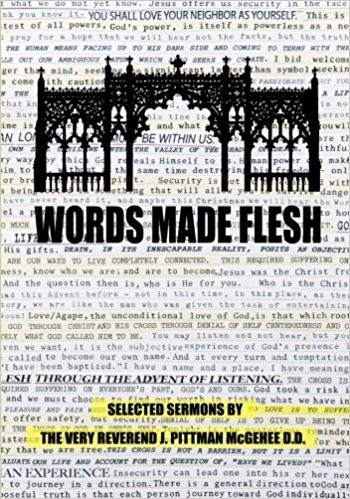 Words Made Flesh, by Pittman McGehee