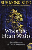 When The Heart Waits, by Sue Monk Kidd