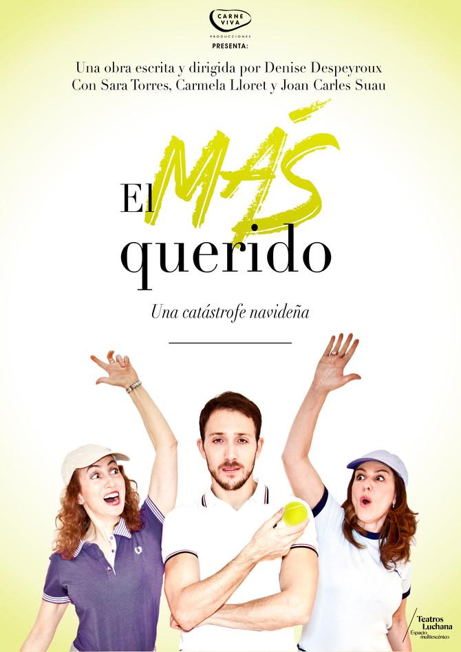 Se viene el estreno en Teatros Luchana