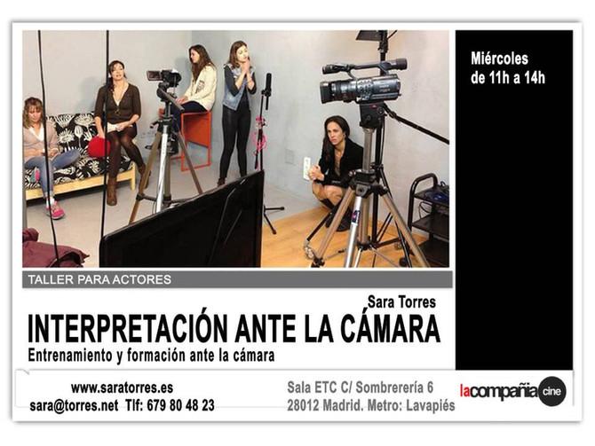 FORMACION Y ENTRENAMIENTO AUDIOVISUAL OCTUBRE 2014