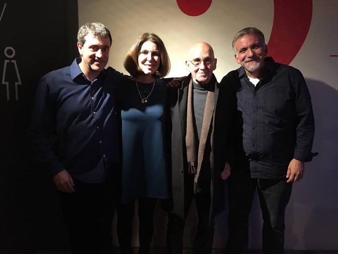 """JOSE SANCHIS SINISTERRA estreno """"TIEMPO COMPARTIDO"""""""