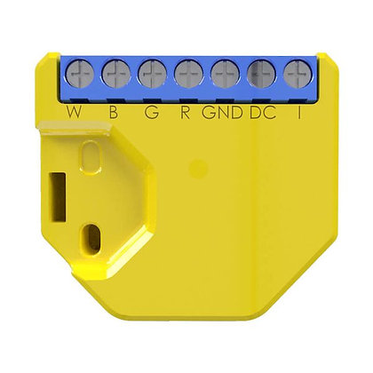 Shelly RGBW controlador tiras LED