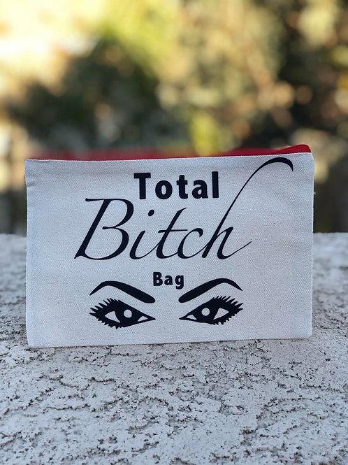 Total Bi*ch Bag-Red