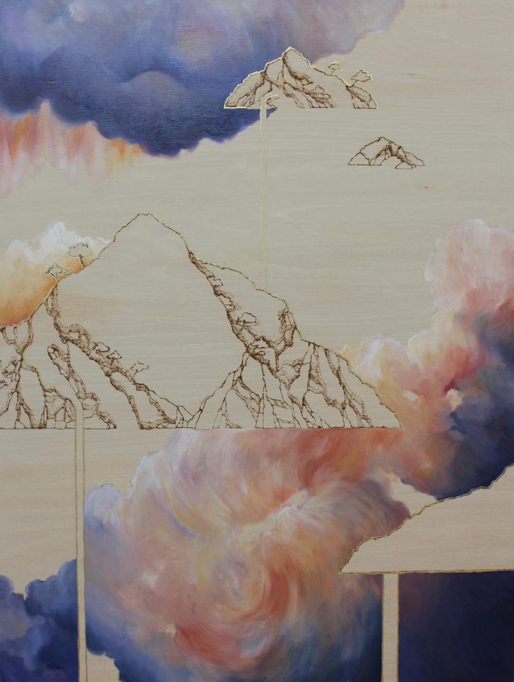Double Edged Cloud - £400