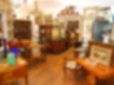 Seconda stanza del negozio di Gabriele Reggio