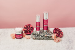 Skincare Styled Product Photography