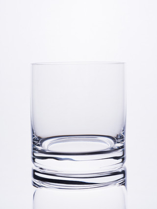 Product photography for glassware