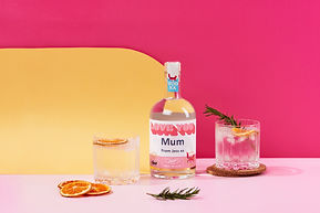 Styled Drinks Product Photography