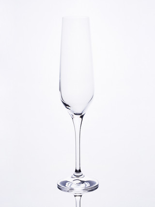 Product photography glassware