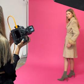 Ecommerce Fashion Photohoot