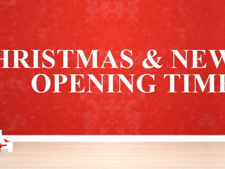 Christmas trading period