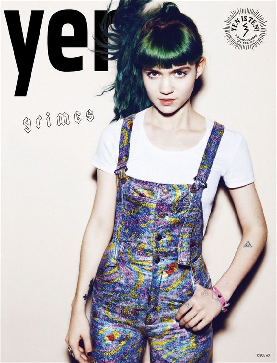 Grimes Cover Story